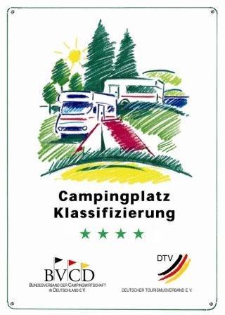 Campingplatz Klassifizierung